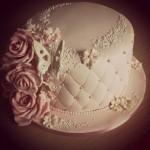 Rosa kake