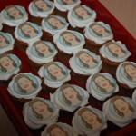Cupcakes til firma jubileum
