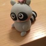 Marsipanfigur lemur
