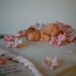 Baby i marsipan