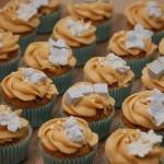 Cupcakes til babyshower