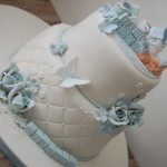 Kake til babyshower