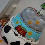 Toy Story kake